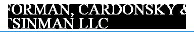 Forman, Cardonsky & Tsinman LLC